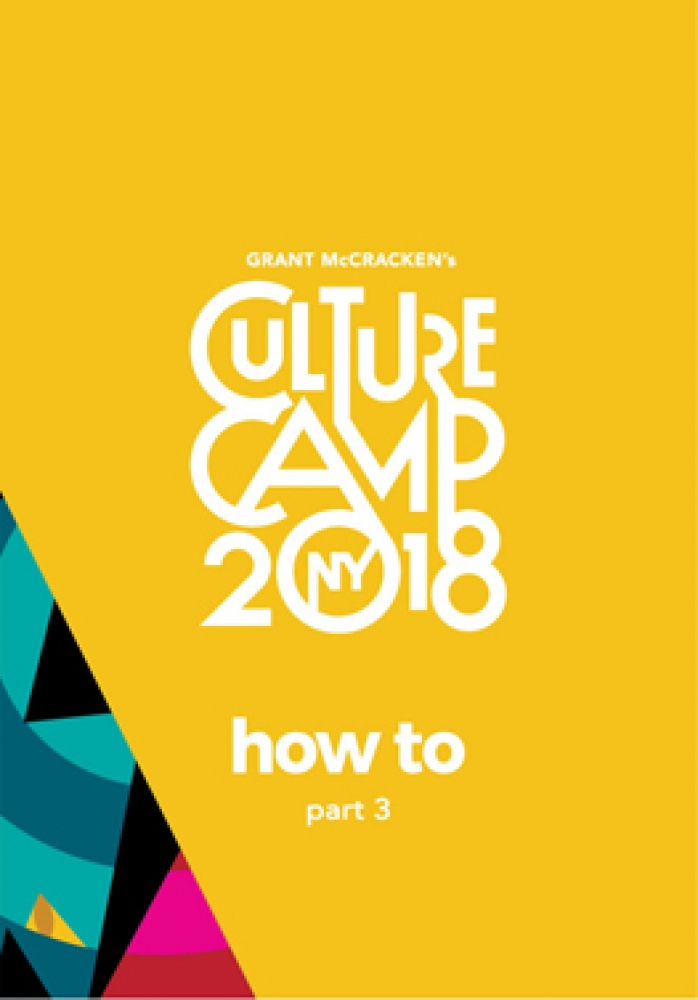 culture camp 2018 how to